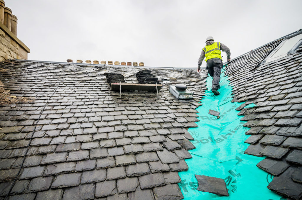 Roof Installation East Lothian