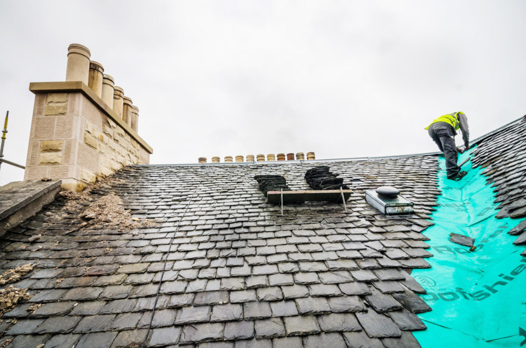 Roof Installation Edinburgh