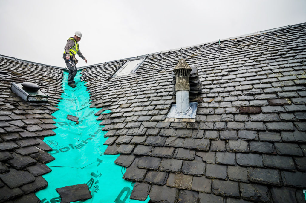 Roof Installations Edinburgh