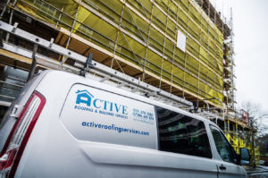 Roof Maintenance Work Edinburgh