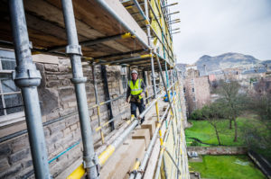 Roof Repairs In Edinburgh