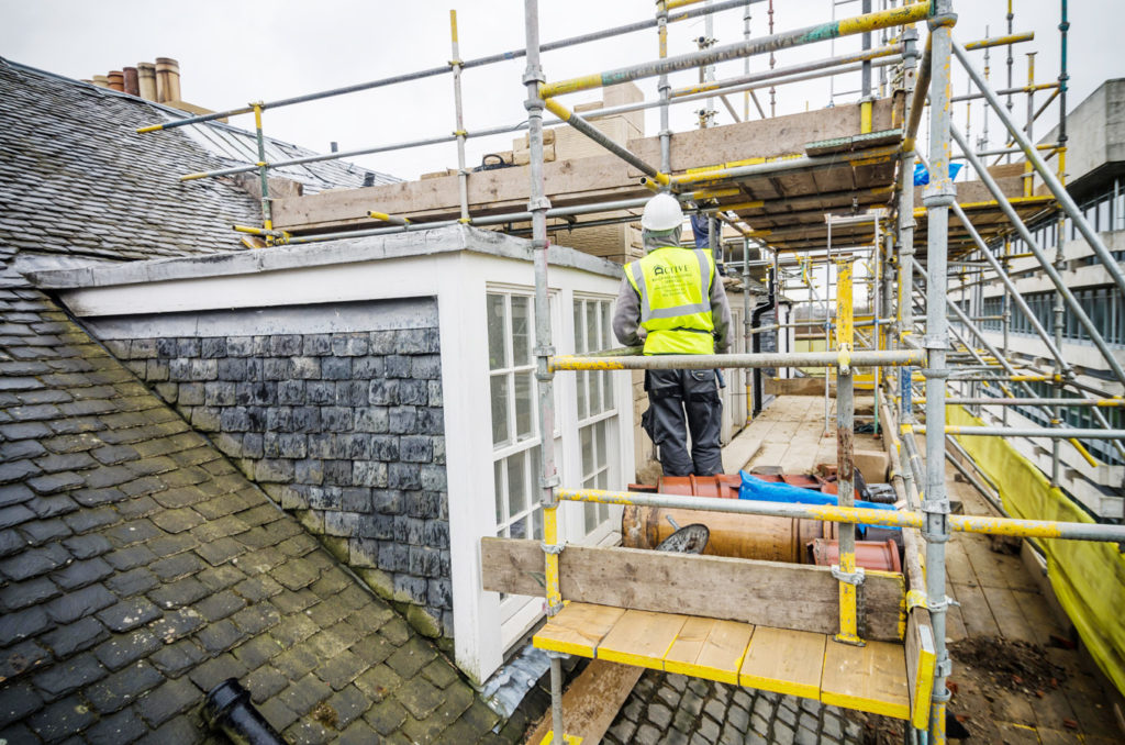 Roof Replacement Edinburgh