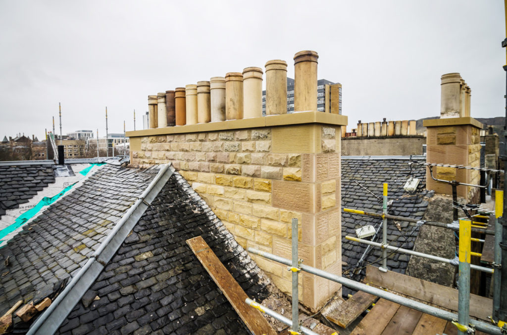 Roofing In Edinburgh