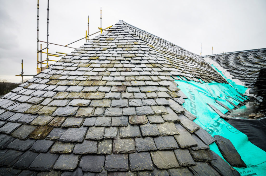 Roofing Services In Edinburgh