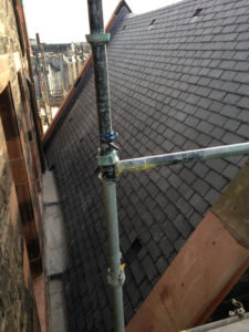 Slate Roofer In East Lothian