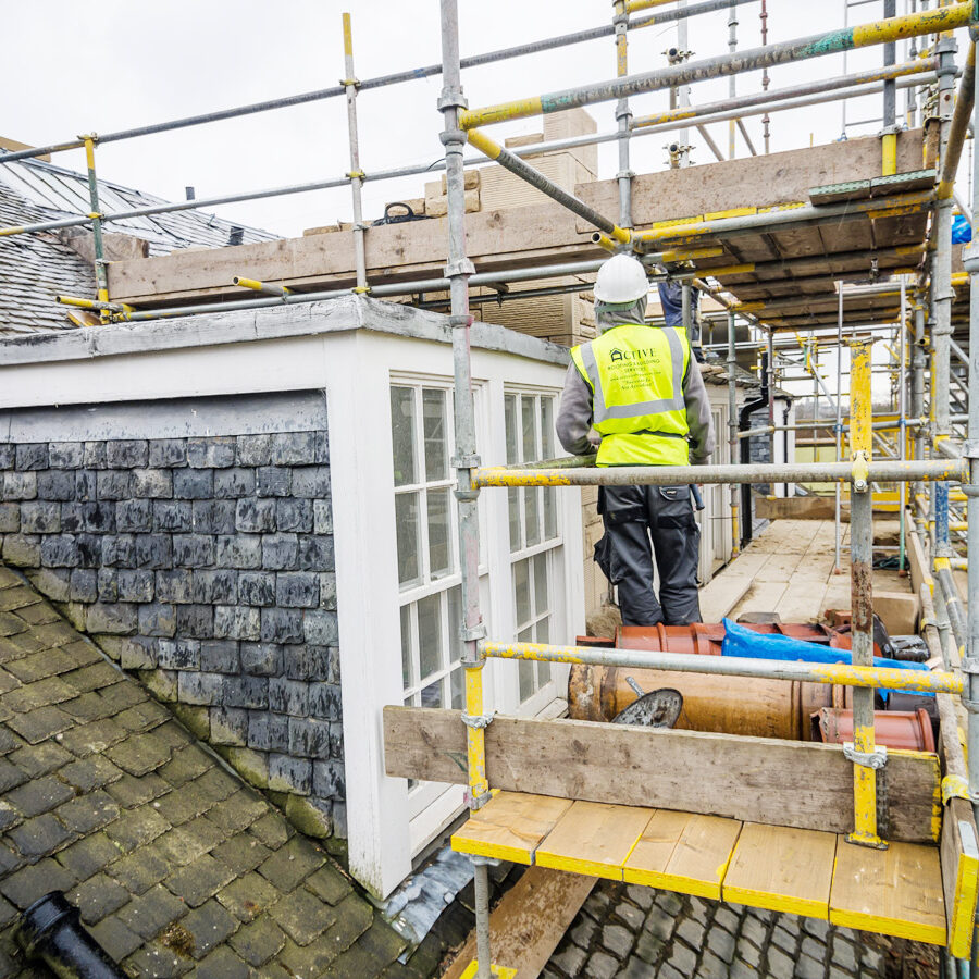 Roof Maintenance In Edinburgh
